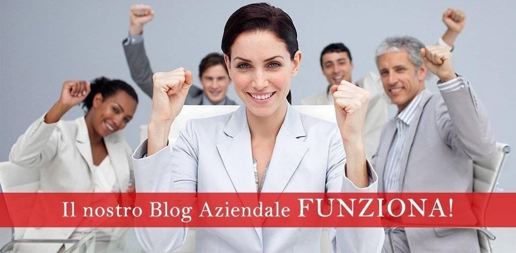il tuo blog aziendale