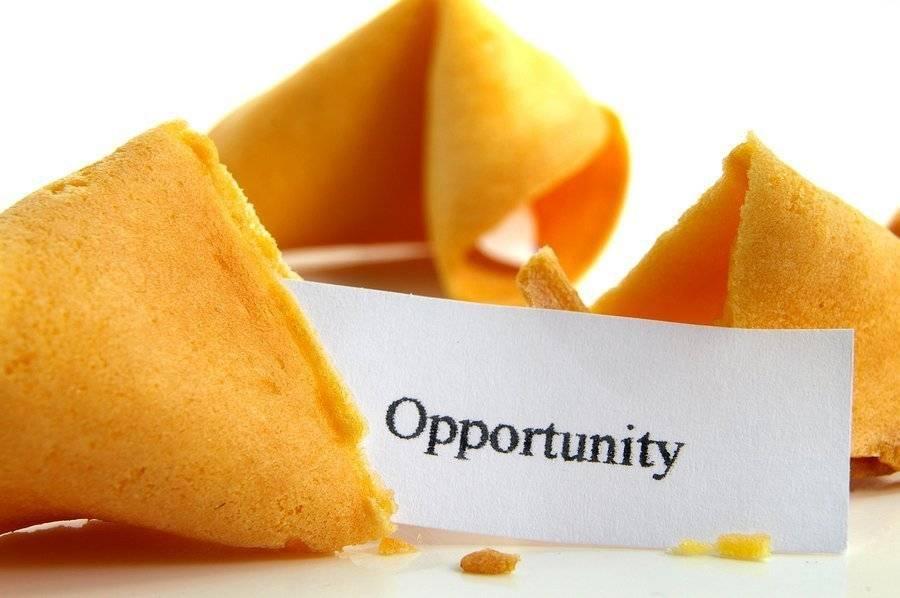 crisi in un'opportunità