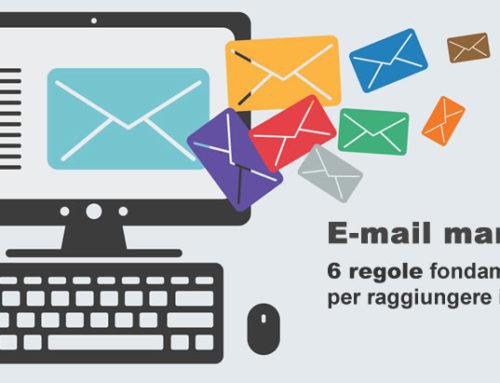 Email marketing: 6 regole fondamentali per raggiungere i tuoi clienti
