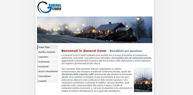 General Cover vecchio sito