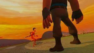 Così Davide sconfigge Golia