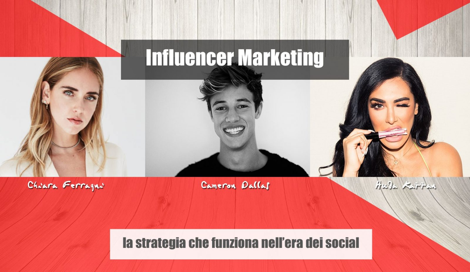 Influencer marketing, la strategia che funziona nell'era dei social